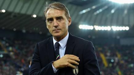 Mancini. Afp