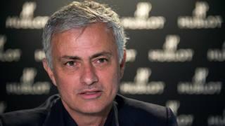 José Mourinho, 54 anni. Afp