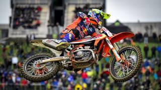 Antonio Cairoli in azione