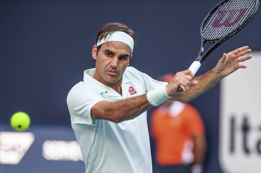 Miami, Federer avanti a fatica. Zverev sorpreso da Ferrer, oggi tocca ...