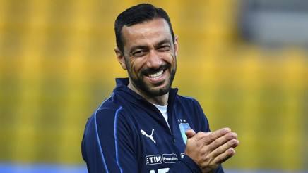 Fabio Quagliarella, 36 anni. Getty