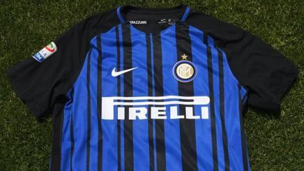 Una maglia dell'Inter. Getty