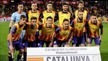 La formazione della Catalogna. Twitter