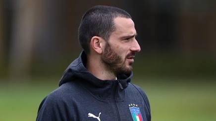 Leonardo Bonucci, 31 anni. Getty