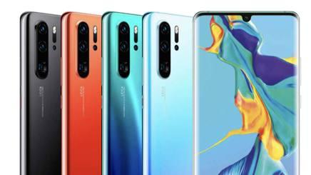Le versioni del P30 Pro di Huawei