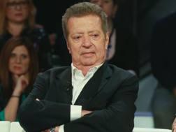 Vittorio Cecchi Gori, 76 anni. Lapresse