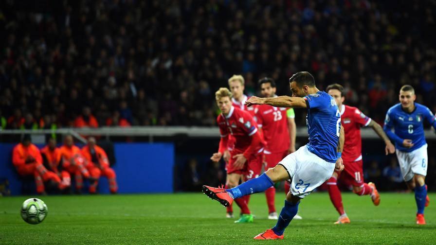 Kean! Ancora un gol azzurro LIVE Italia-Liechtenstein 5-0