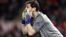 Casillas. Ansa