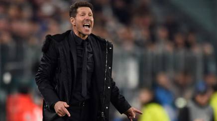Simeone. Getty