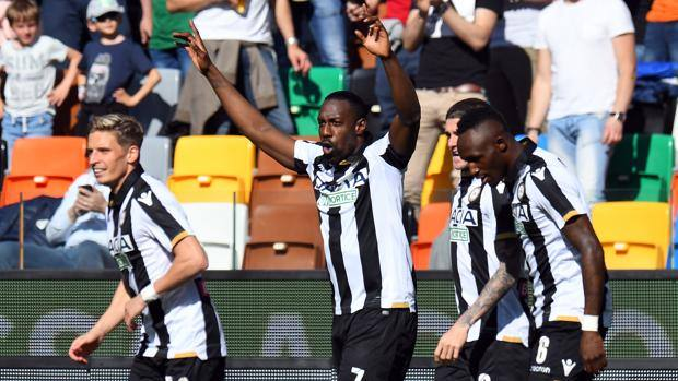 Tre punti pesanti per l'Udinese. Getty
