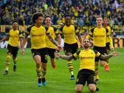 Il Borussia Dortmund torna capolista. Afp