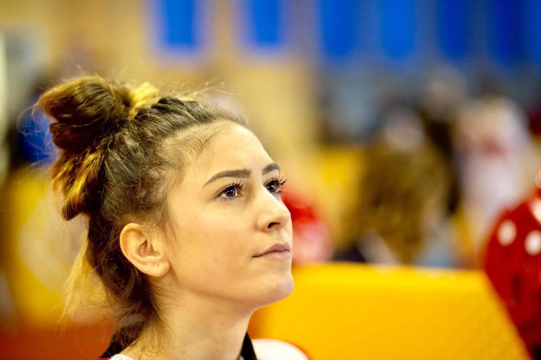 Scatti ed emozioni dai campionati giovanili di Riccione