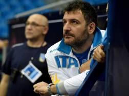 Il dottor Luigi Mazzone, neuropsichiatra infantile, mental coach della Nazionale azzurra di Spada
