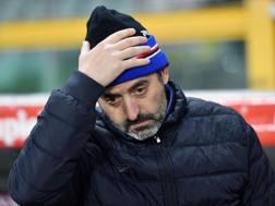Marco Giampaolo, 51 anni. Ansa