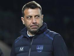Roberto D'Aversa, 43 anni. Ansa