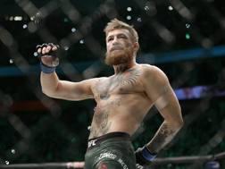 Conor McGregor, 30 anni. Ap