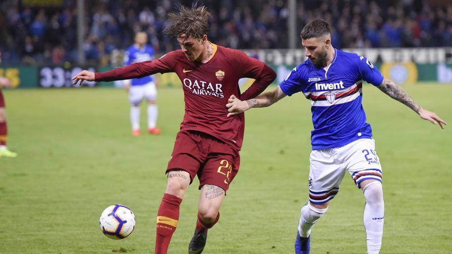 De Rossi insacca al 75'! LIVE Sampdoria-Roma 0-0
