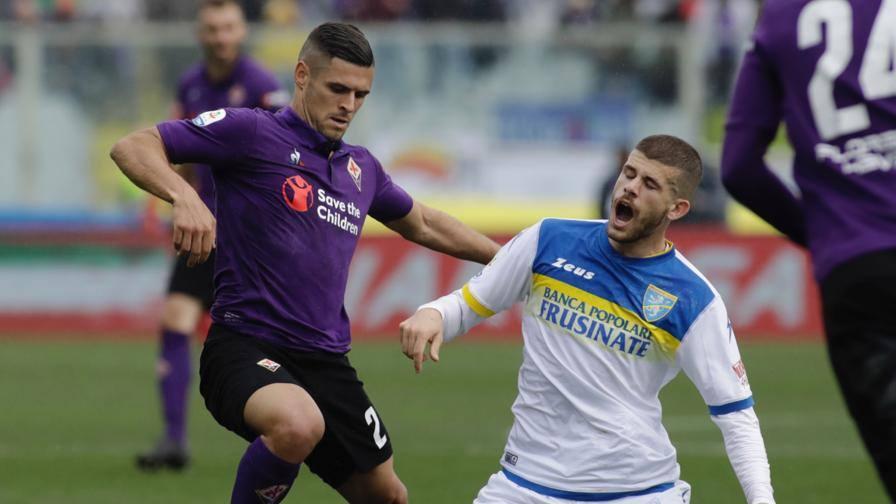 Paganini di testa: fuori! Fiorentina-Frosinone 0-0