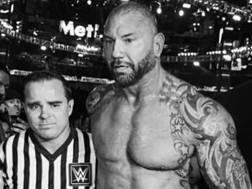 Il post di congedo di Batista dal wrestling