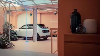 La Honda e-Prototype nella casa connessa