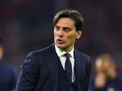 Vincenzo Montella, nuovo allenatore della Fiorentina, 44 anni. Afp