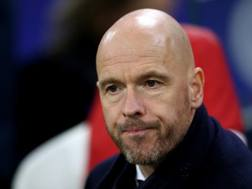 Erik ten Hag, allenatore dell'Ajax. Getty