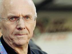 Sven Goran Eriksson. Epa