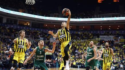 Kostas Sloukas, 29 anni. Getty