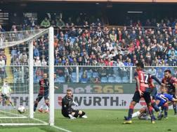 Il gol di Gregoire Defrel