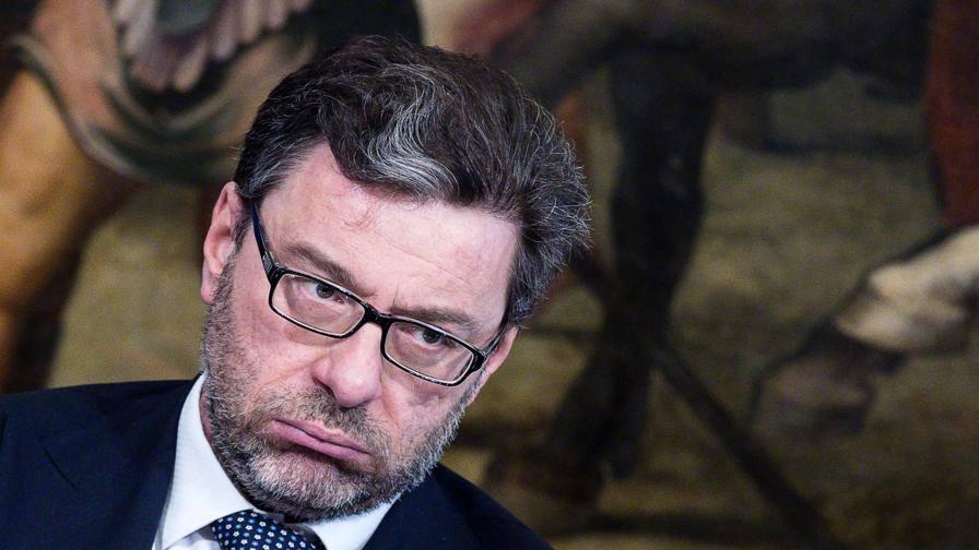 """Giorgetti e il caso Acerbi  """"Gesto stupido e indegno"""""""