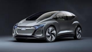 Dentro la Audi AI:Me concept