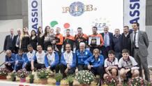 I vincitori della Targa d'Oro