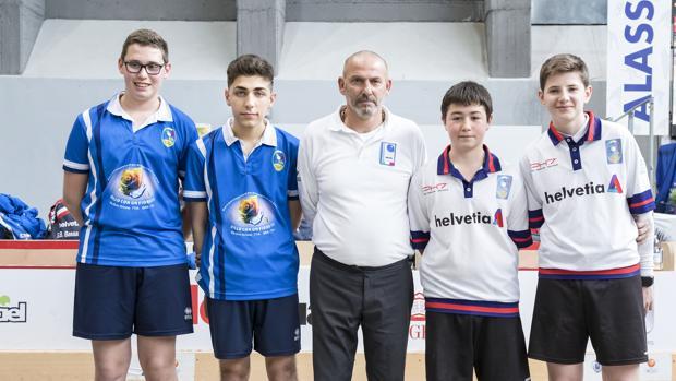 e1782246b8 I finalisti della Targa Junior: Polisportiva Carmagnola e Bassa Valle. Bocce,  Volo: fenomeno ...