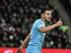Florian Thauvin, attaccante del Marsiglia. Getty