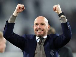 Erik ten Hag, 49 anni. Getty Images