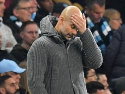 Pep Guardiola, 48 anni. Afp