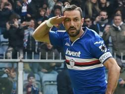 Fabio Quagliarella. Getty