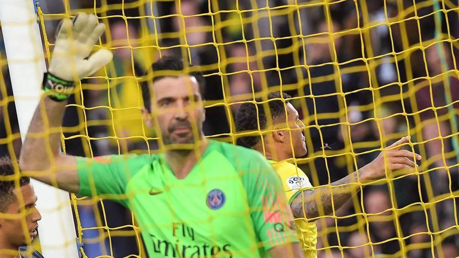 Ligue 1, Nantes-Psg 3-2: parigini ancora ko e titolo rimandato