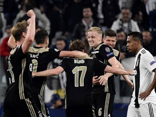 d840c245c7 0     NUOVO champions La grande lezione dell'Ajax Juve,