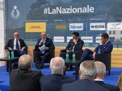 La conferenza stampa di presentazione delle Nazionali