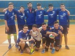 L'Under 16 dell'Aquila Cagliari