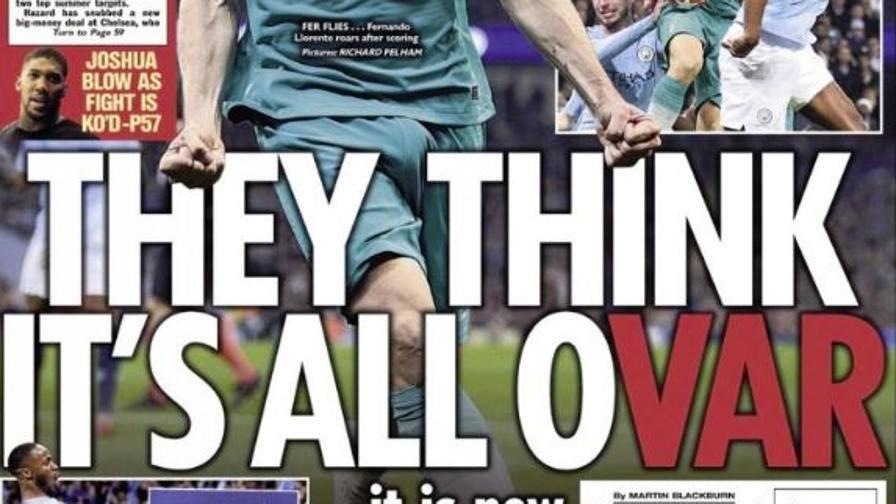 Il Manchester City è o..Var! La rassegna stampa estera