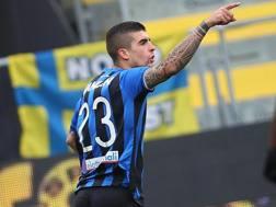 Gianluca Mancini, 23 anni. Ansa