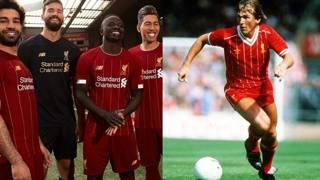 Liverpool, tocco vintage per la nuova maglia dei Reds