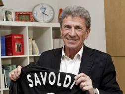 Beppe Savoldi, ex di Napoli e Atalanta, ha 72 anni