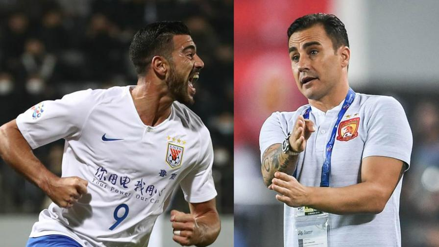 Image result for cannavaro pellè china