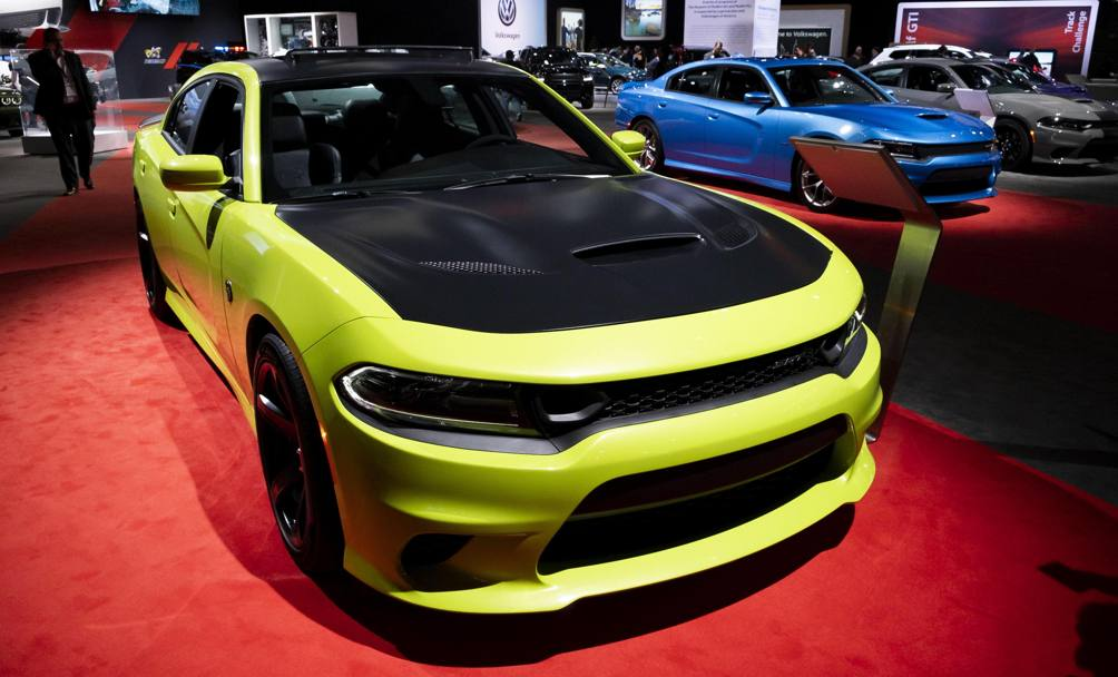 La Dodge Charger Srt. Epa