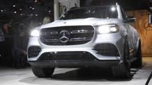La Mercedes Gls svelata a New York. Ap