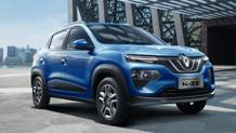 Il crossover Renault City K-ZE