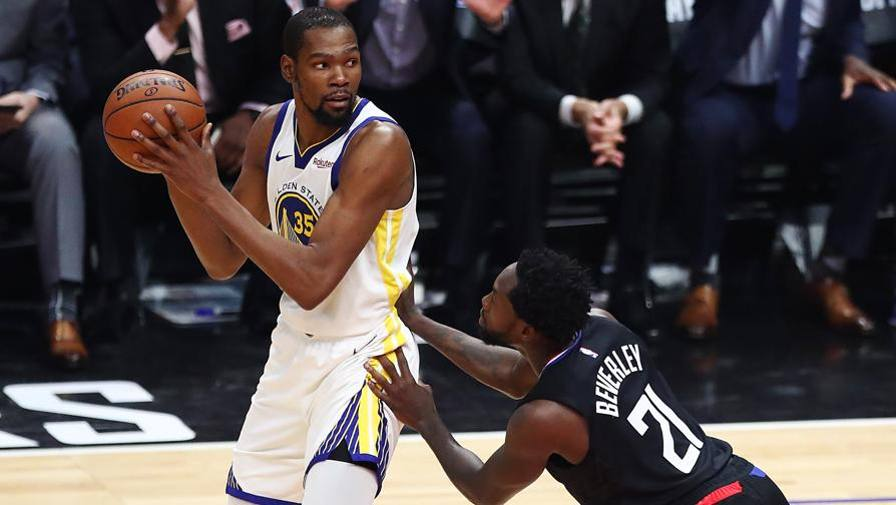 Nba playoff, Durant implacabile cancella i Clippers: 2-1 Warriors